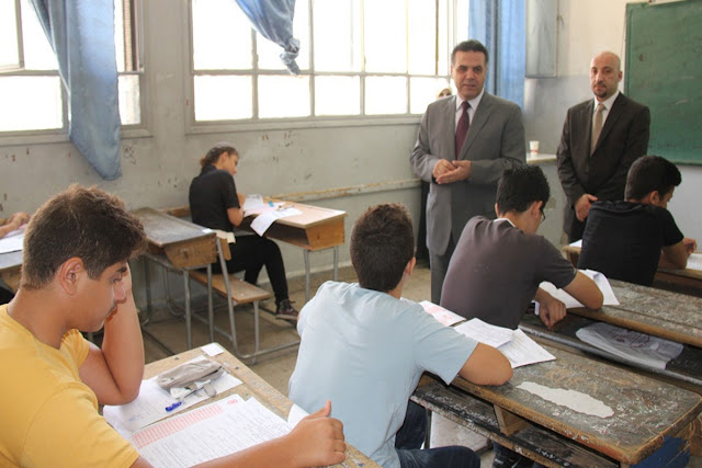 وزارة التربية السورية نتائج البكالوريا 2018