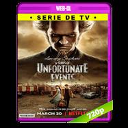 Una serie de eventos desafortunados (2018) Temporada 2 Completa WEB-DL 720p Audio Dual Latino-Ingles