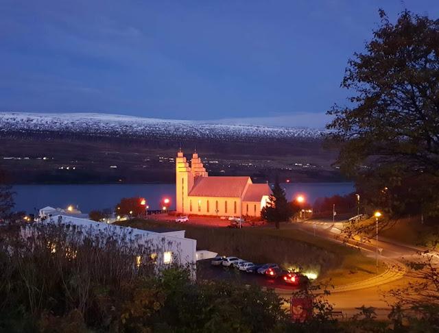 Visit Akureyrarkirkja in Akureyri Iceland