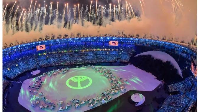 Η άλλη όψη της Ολυμπιάδας: Ατζέντα 21 και παγκόσμιος ηγέτης