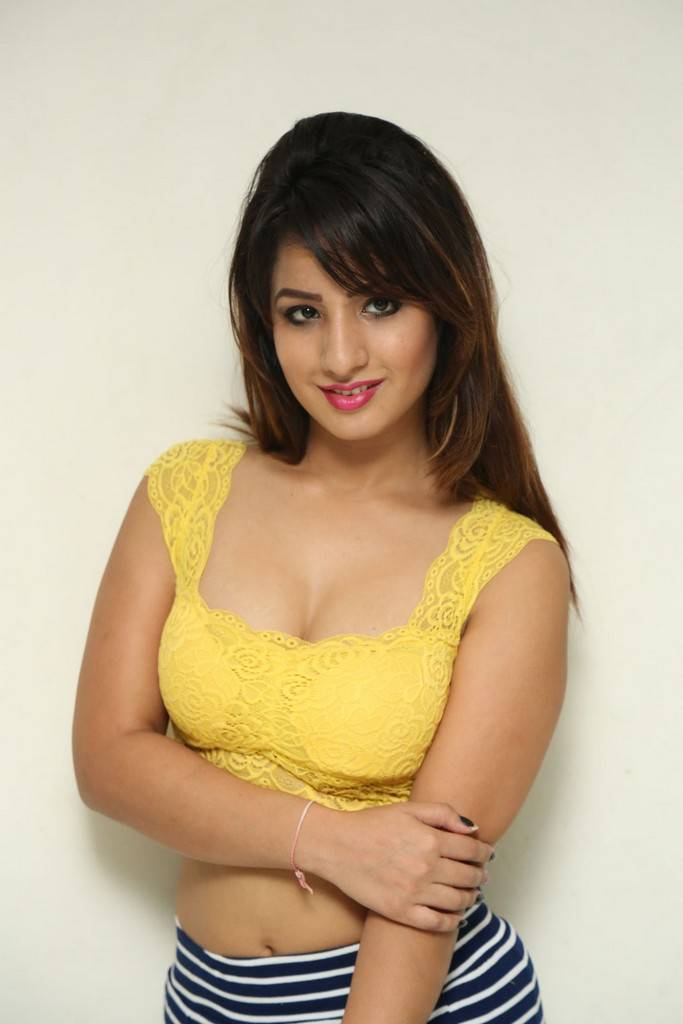 Shunaya Solanki At Pisachi 2 Movie Release Date Press Meet Stills