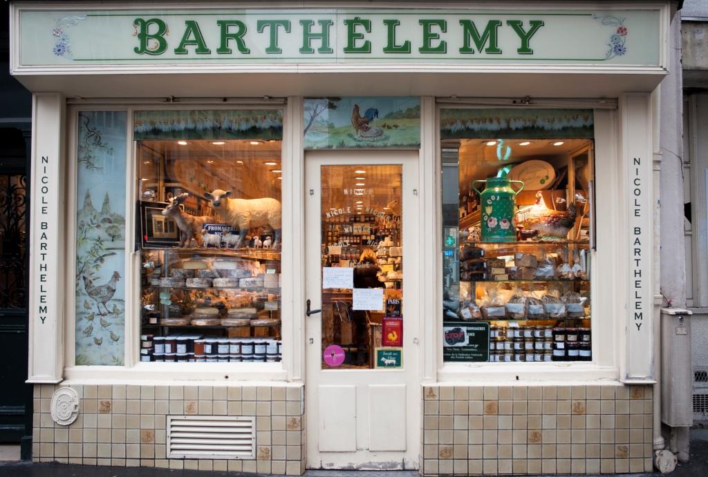 Vis ma vie à Paris: Nicole Barthélemy, la fromagère de l'Elysée