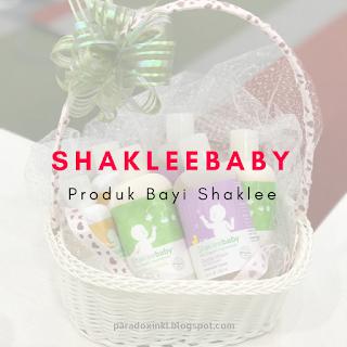 ShakleeBaby Produk Bayi Shaklee