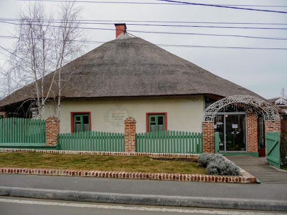 Шабо. Центр культуры вина. Ресторан «Шабский дворик»