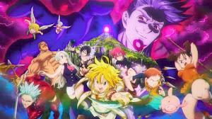 ▷ Descargar Nanatsu no Taizai Tenkuu no Torawarebito ✅ [1/1] [Latino/Japones] [Blu-Ray] [720P] [MEGA]