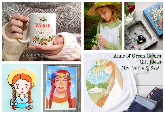 Anne of Green Gables Gift Ideas