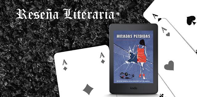 Blog Negro sobre Blanco. Reseña Miradas Perdidas. Composición María Loreto Navarro