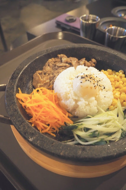 Design Your Own Bibimbap 8 korean bbq