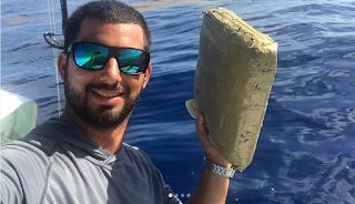 Η παράξενη «ψαριά» ενός άντρα που κινητοποίησε την αστυνομία