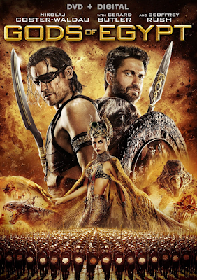 Gods of Egypt [.Latino.]