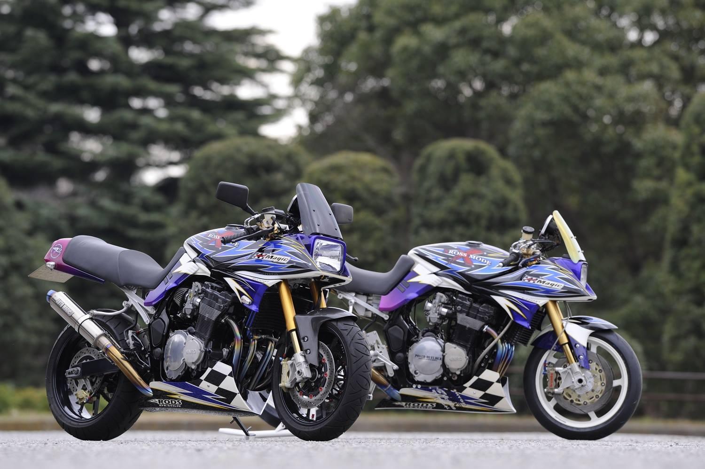 Planet Japan Blog Suzuki Katana Racer by Auto Magic