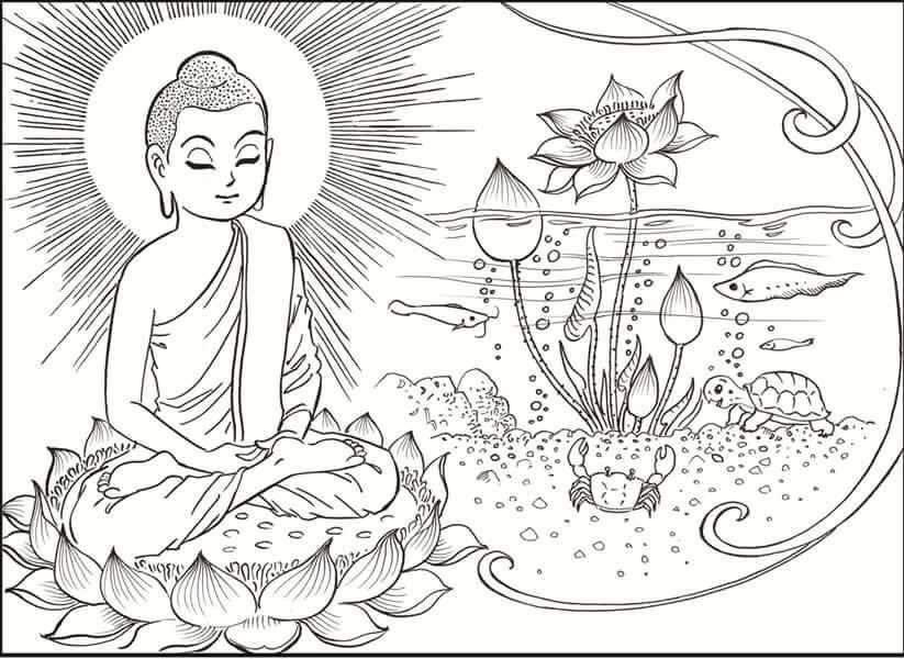 BERBAGI DHAMMA: GAMBAR BUDDHIS