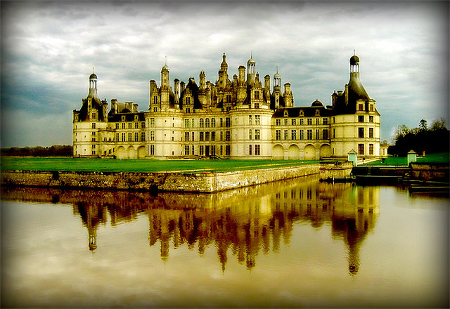 Loire River,the prettiest river journeys in Europe