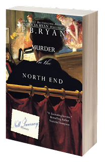 Murder in the North End P,B. Ryan