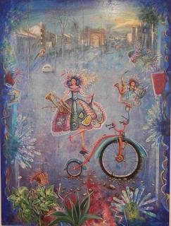 La Estacion, Antonio Hidalgo