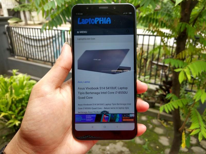 Unboxing Xiaomi Redmi 5 Plus: Terbaik di Kelas 2 Juta-an?