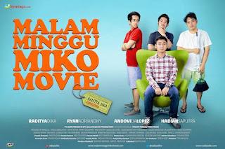Download Malam Minggu Miko The Movie (2014) Full Movie