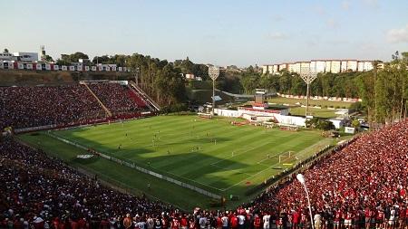 Assistir Vitória x Flamengo AO VIVO 03/12/2017