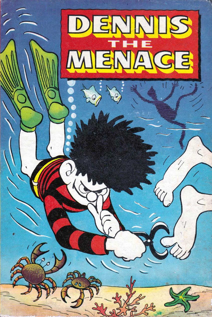 Rule 34 Dennis The Menace
