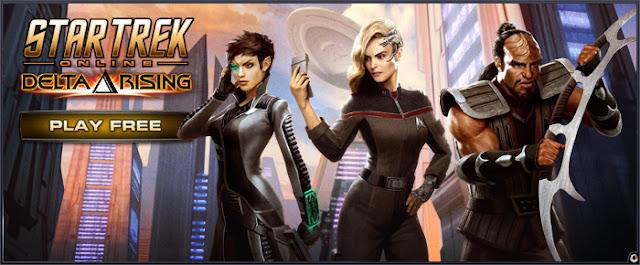 Star Trek Online free download
