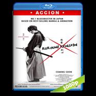 Trilogia Rurouni Kenshin (2012-2014) BRRip 1080p Audio Dual Latino-Japones 5.1