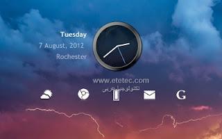 [ تحميل ]برنامج Rainmeter 3.3 لإظهار معلومات الجهاز