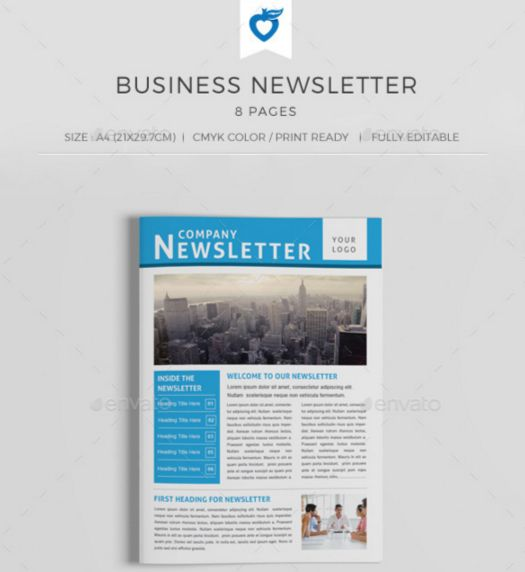 89. Business Newsletter