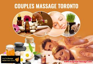 Couples Massage Toronto   King Thai Massage Health Care Centre