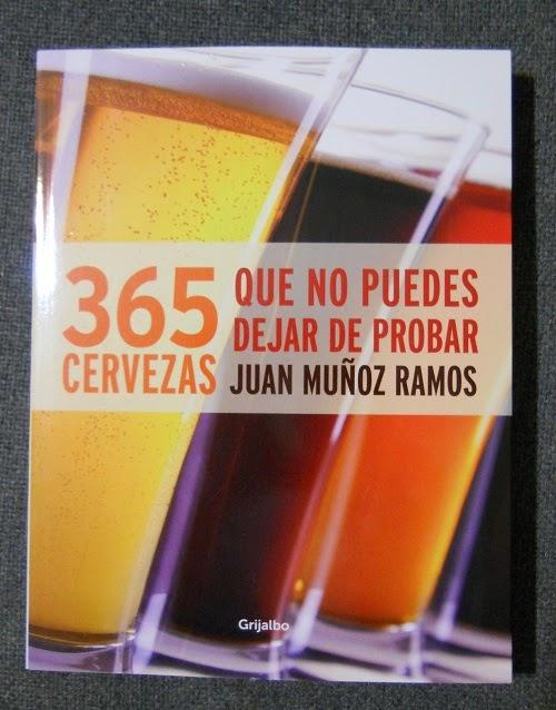 libro 365 cervezas que no puedes dejar de probar