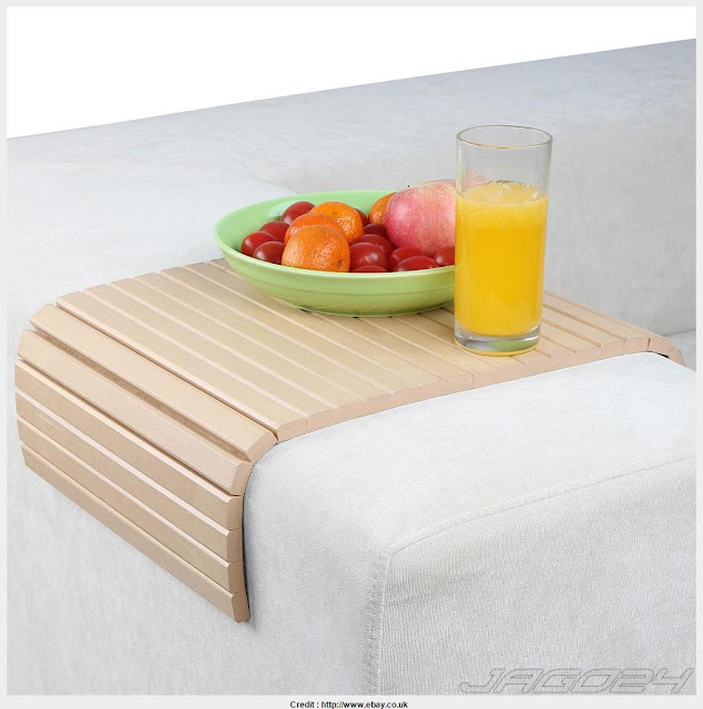Simple Chair Arm Table HD