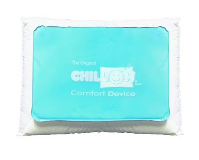 Perfect Gadgets To Keep You Cool - Chillow Pillow