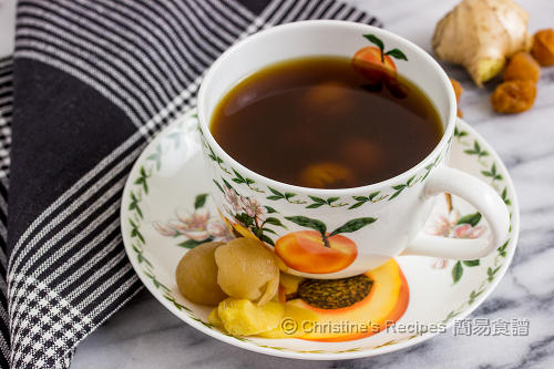 Ginger Brown Sugar  Tea02
