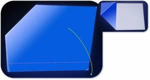 Cara Membuat Pesawat Tempur Avro Lancanster dari Kertas HVS atau Kertas Origami