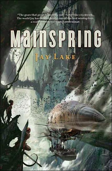 Mainspring Reconsidered In Memory Of Jay Lake border=