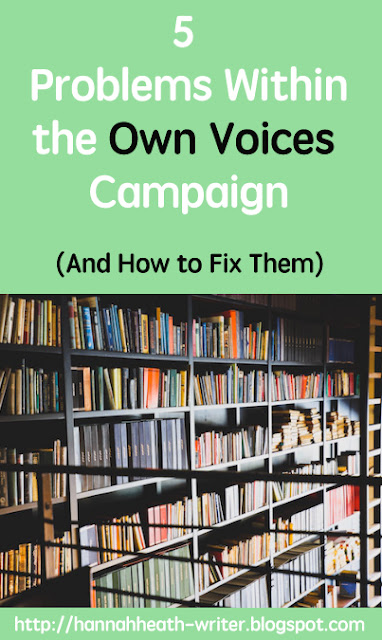 5 Problems Within the Own Voices Campaign (And How to Fix Them)