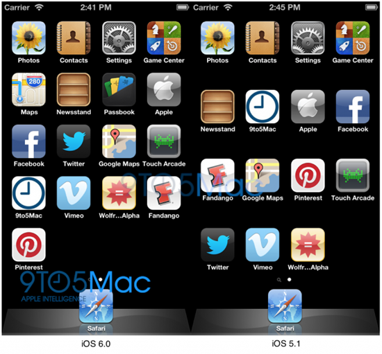 Next Gen iPhone Bigger 640×1136 Display Confirmed through iOS 6 Resolution Scanning (Images)