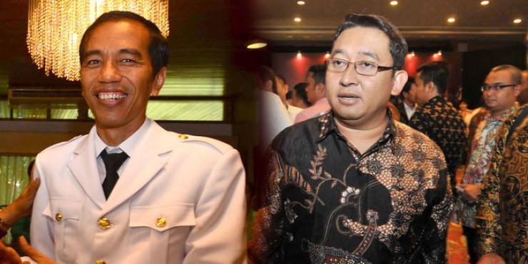 Pak Jokowi, Saya dan Pak Fadli Zon Lelah dengan Pencitraan Bapak