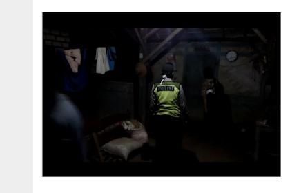 Video: Detik-detik Menegangkan Penyergapan Pelaku Mutilasi Siswa SD