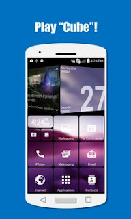 SquareHome 2-Win10 UI Launcher APK - Full Review
