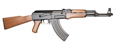 Τα πιο σημαντικά όπλα στην ιστορία. Από τη Φανή Μακρή
