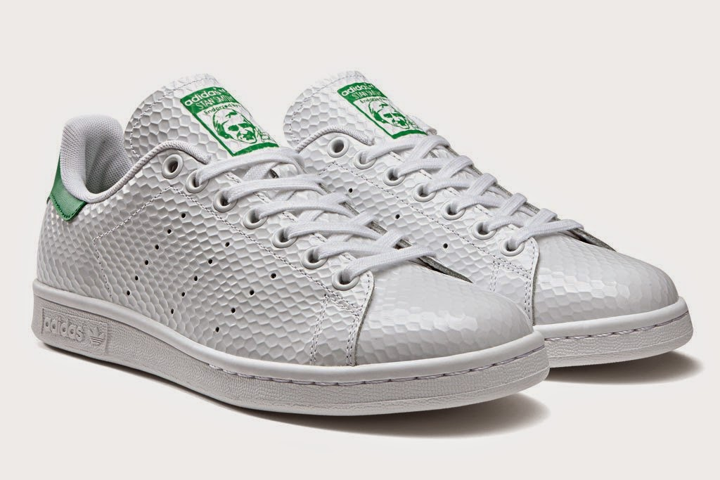 a009bfdbbb863 Adidas to Launch Women s-Just Stan Smith Honeycomb Gloss Pack ...