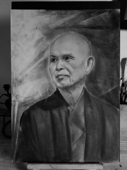 Tranh-ve-thich-nhat-hanh