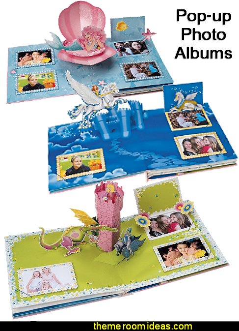 Pop-up Photo Albums