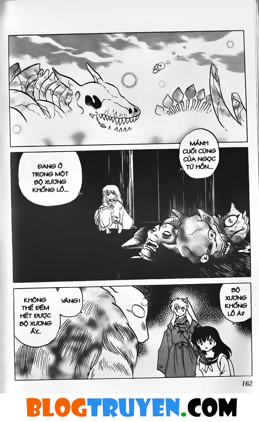 Inuyasha vol 30.9 trang 13
