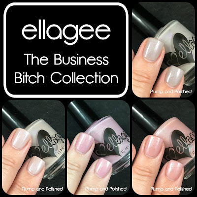 ellagee - The Business Bitch Collection