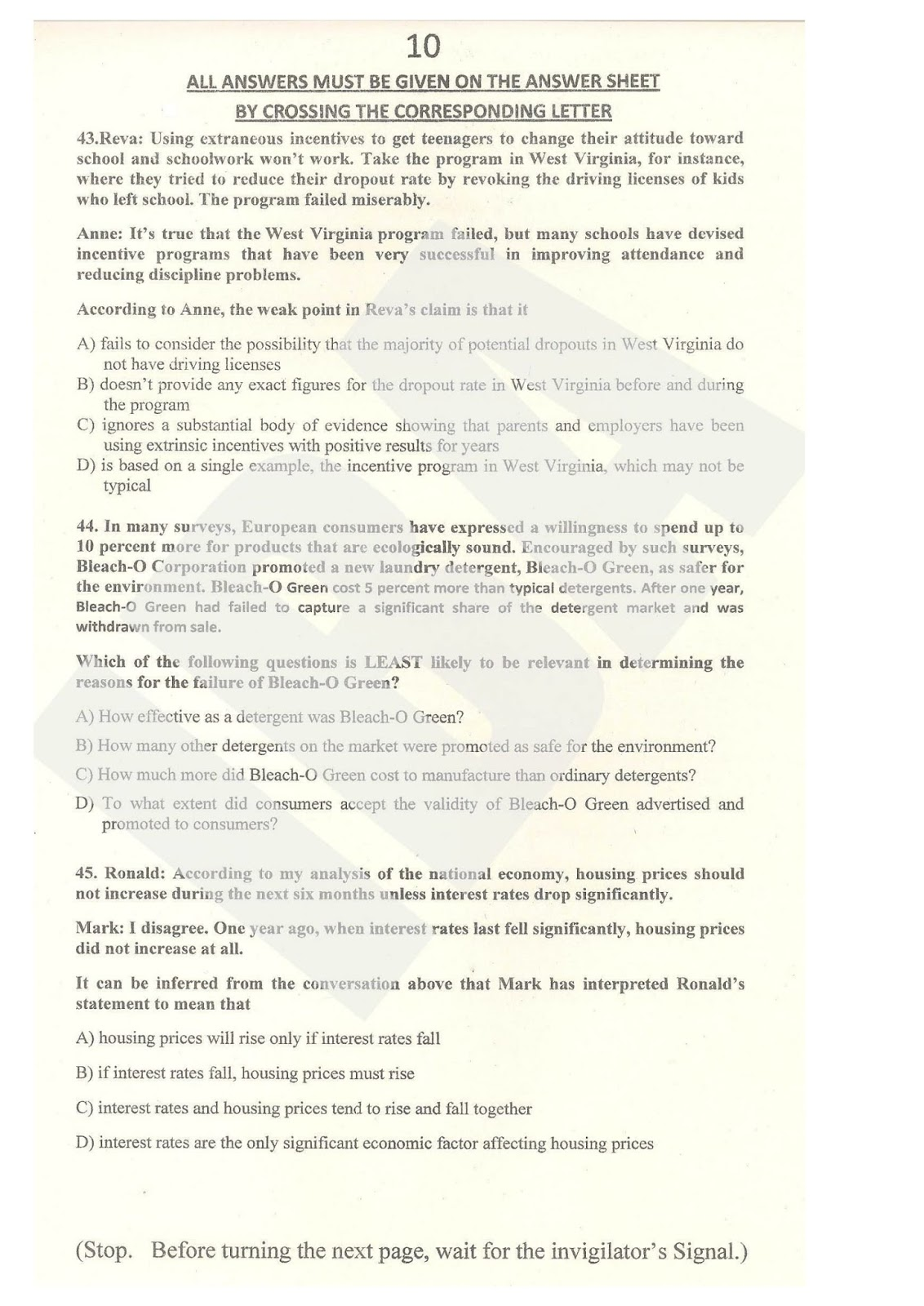 mba previous year question papers School of distance education, bharathiar university mba course model question papers.