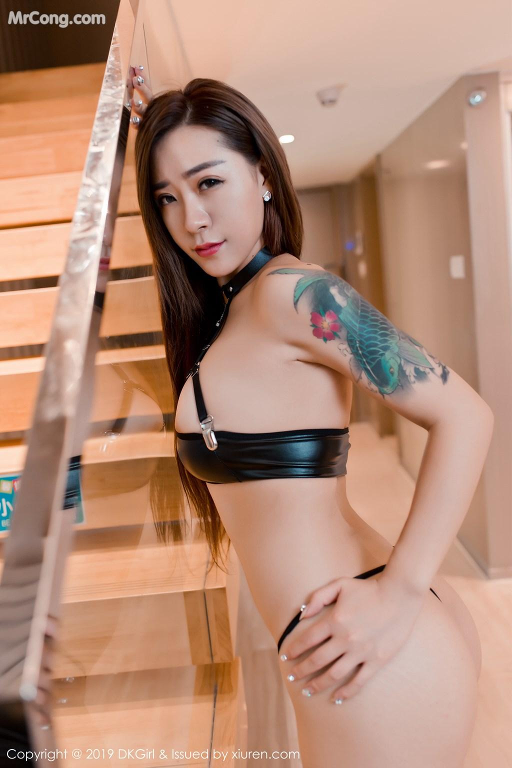 Image DKGirl-Vol.109-Cier-MrCong.com-024 in post DKGirl Vol.109: 雪儿Cier (49 ảnh)