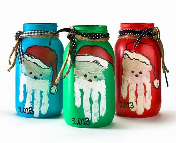 Over 35 Christmas Mason Jar Ideas Idees And Solutions