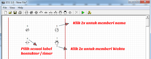 Komponen Sirkit dan Simbol ESS2