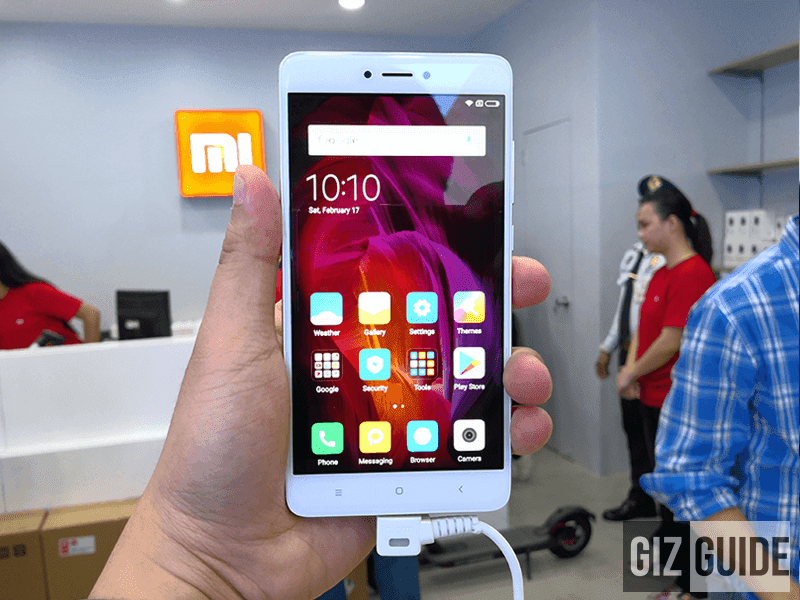 List of official Xiaomi smartphones in the Philippines (2018)
